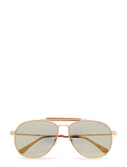 Tom Ford Sean - 28C SHINY ROSE GOLD / SMOKE MIRROR