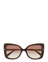 Tom Ford Gianna-02 - DARK HAVANA