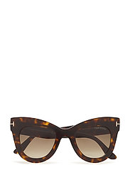 Tom Ford Karina-02 - DARK HAVANA