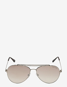 Tom Ford Indiana - pilot - 28z  shiny rose gold / gradient