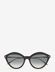 Tom Ford CHLOE - cat-eye - shiny black