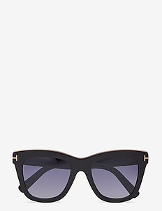 Tom Ford JULIE - d-shaped - shiny black