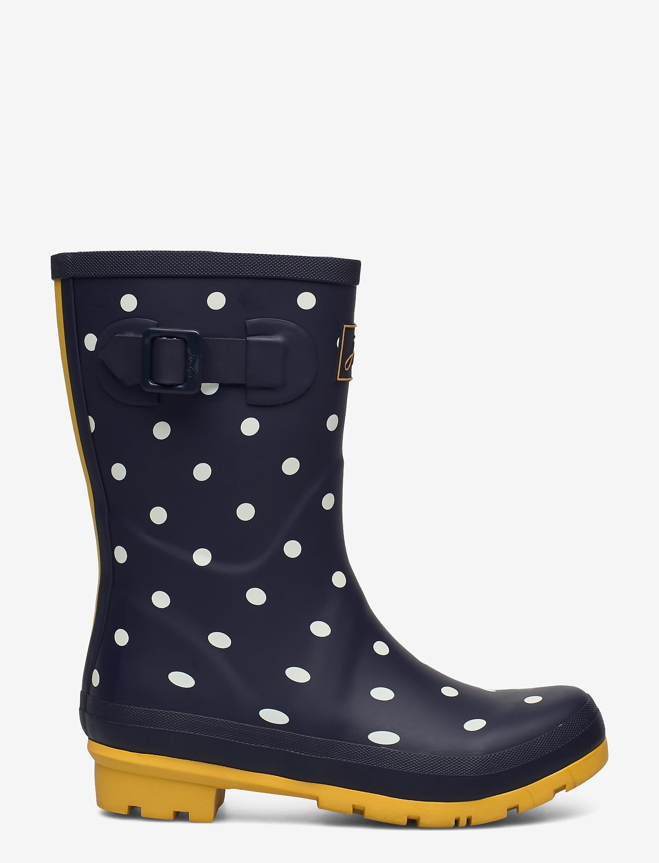 Joules - Molly Welly - kalosze - french navy spot - 0
