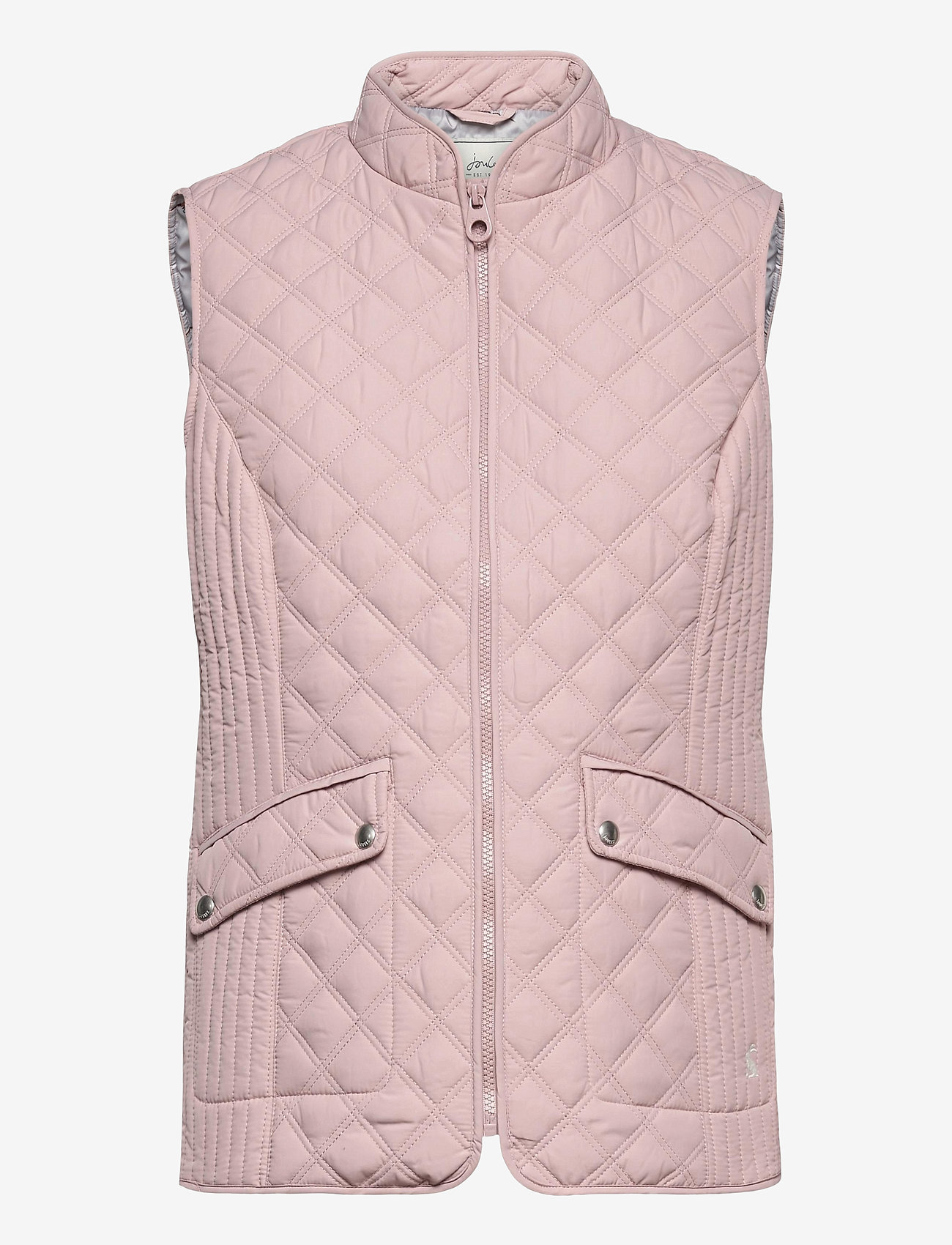 Joules - Minx - puffer vests - pink - 0