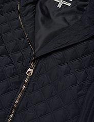 Joules - Minx - puffer vests - navy - 2