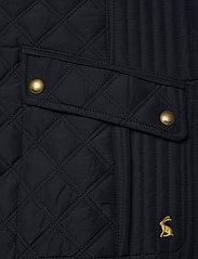 Joules - Minx - puffer vests - navy - 3