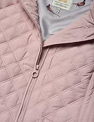 Joules - Minx - puffer vests - pink - 2