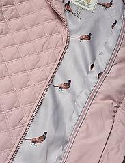 Joules - Minx - puffer vests - pink - 4