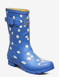 Molly Welly - rain boots - bluedaisy