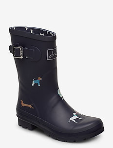 Molly Welly - rain boots - maydaydogs