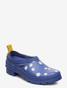 Pop On - rain boots - bluedaisy
