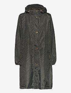 Waybridge - manteaux de pluie - dgrnzebra