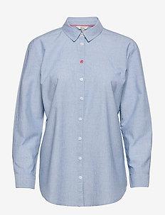 Cornelia - long-sleeved shirts - chambry