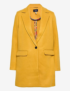 Eve - wool coats - caramel