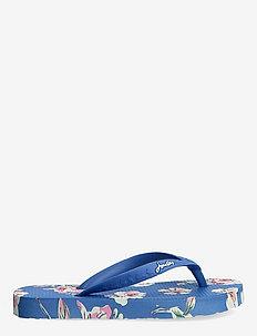 Jnr Flip Flop - flip-flops & badeschuhe - bluefloral