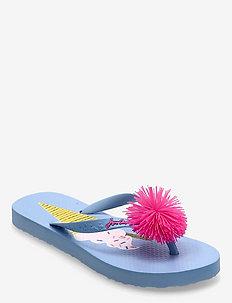 Jnr Flip Flop - slipper - blueicecrm