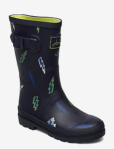 Jnr Welly Print - kumisaappaat - nvylghting