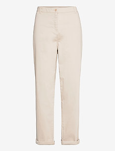 Hesford - straight jeans - ivory