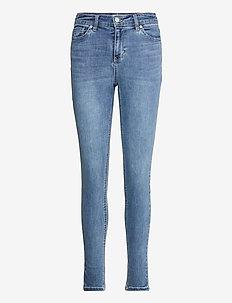 Monroe - skinny jeans - lghtdenim