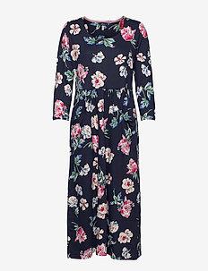 Audrey - summer dresses - navyfloral