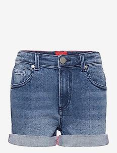 Monaco - shorts - midblue