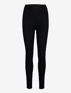 Ebba - leggings - true black