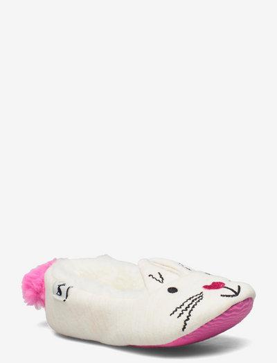 Jnr Dreama - slippers - cat