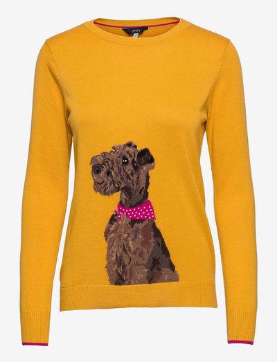 Miranda - trøjer - gold dog
