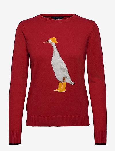 Miranda - trøjer - red duck