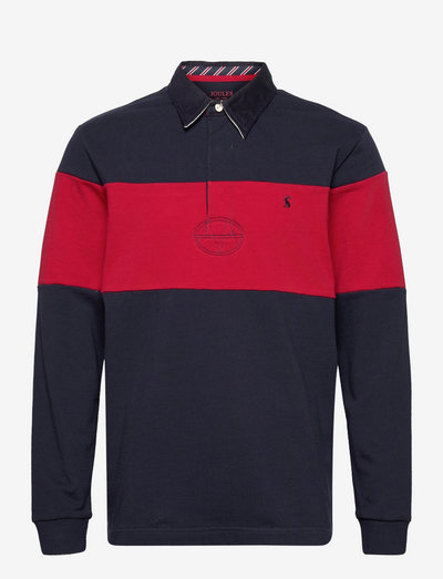 Rugby Shirt - langärmelig - french navy