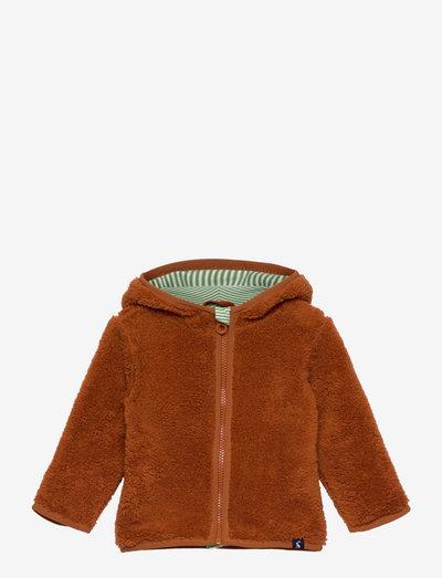 Cuddle - hoodies - orange fox