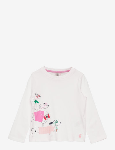 Bessie - long-sleeved t-shirts - threedogs