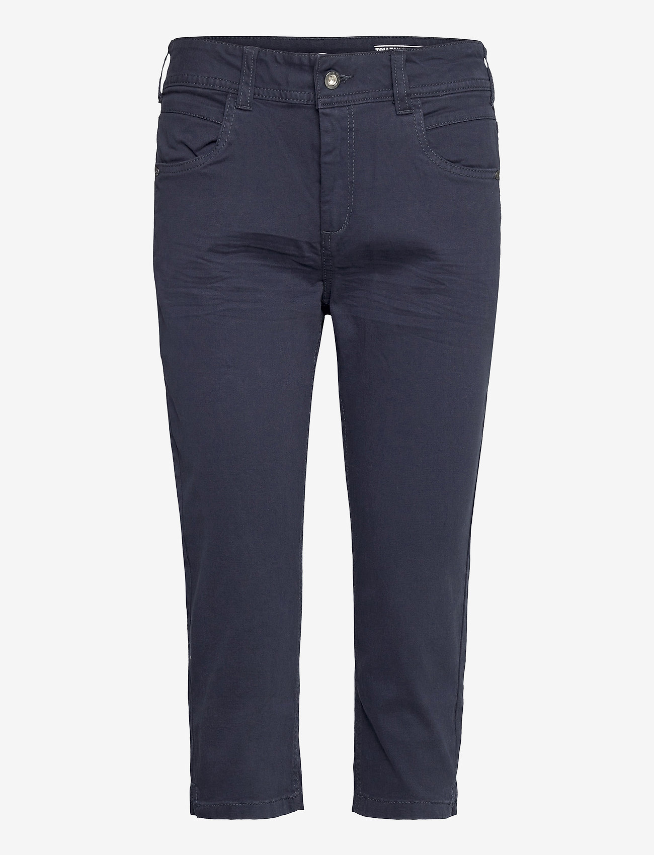 Tom Tailor - Tom Tailor K - pantalons capri - sky captain blue - 0