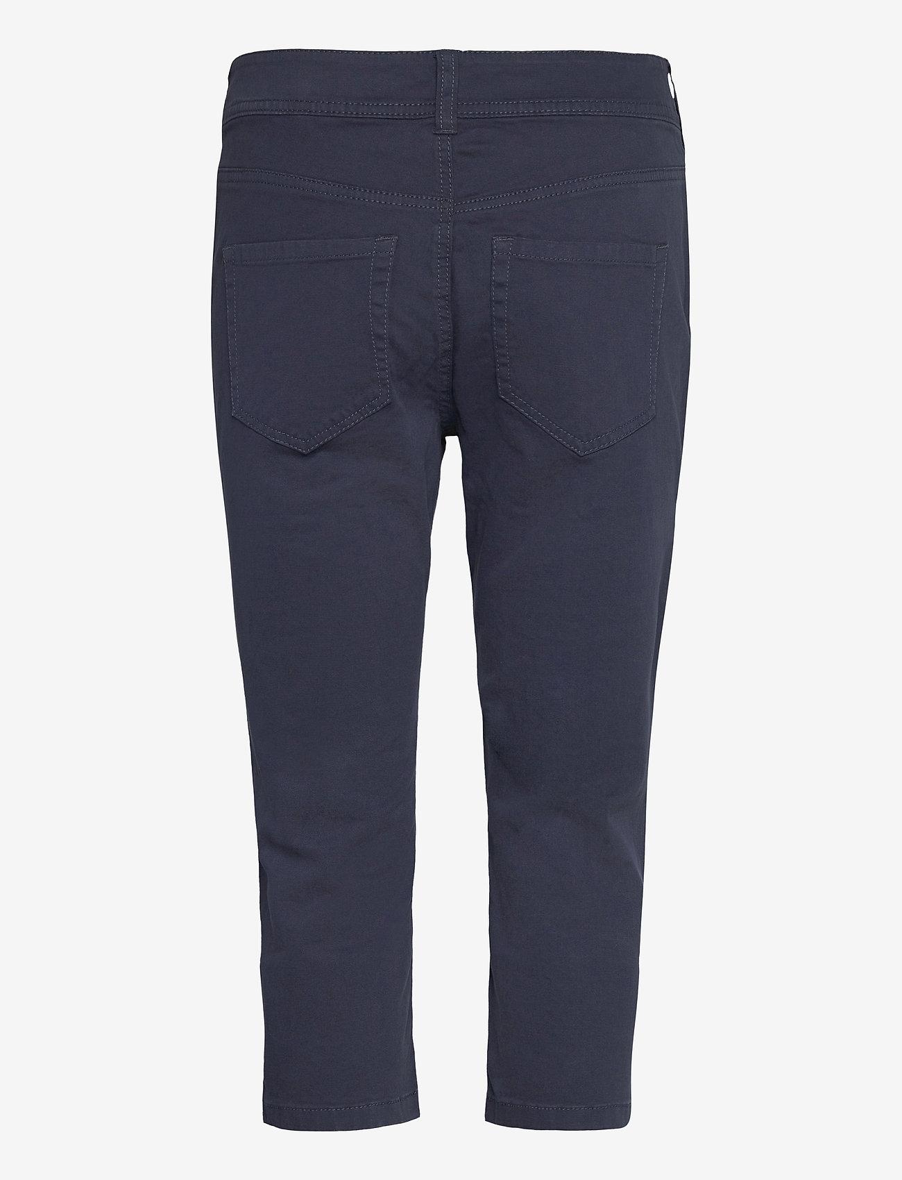 Tom Tailor - Tom Tailor K - pantalons capri - sky captain blue - 1