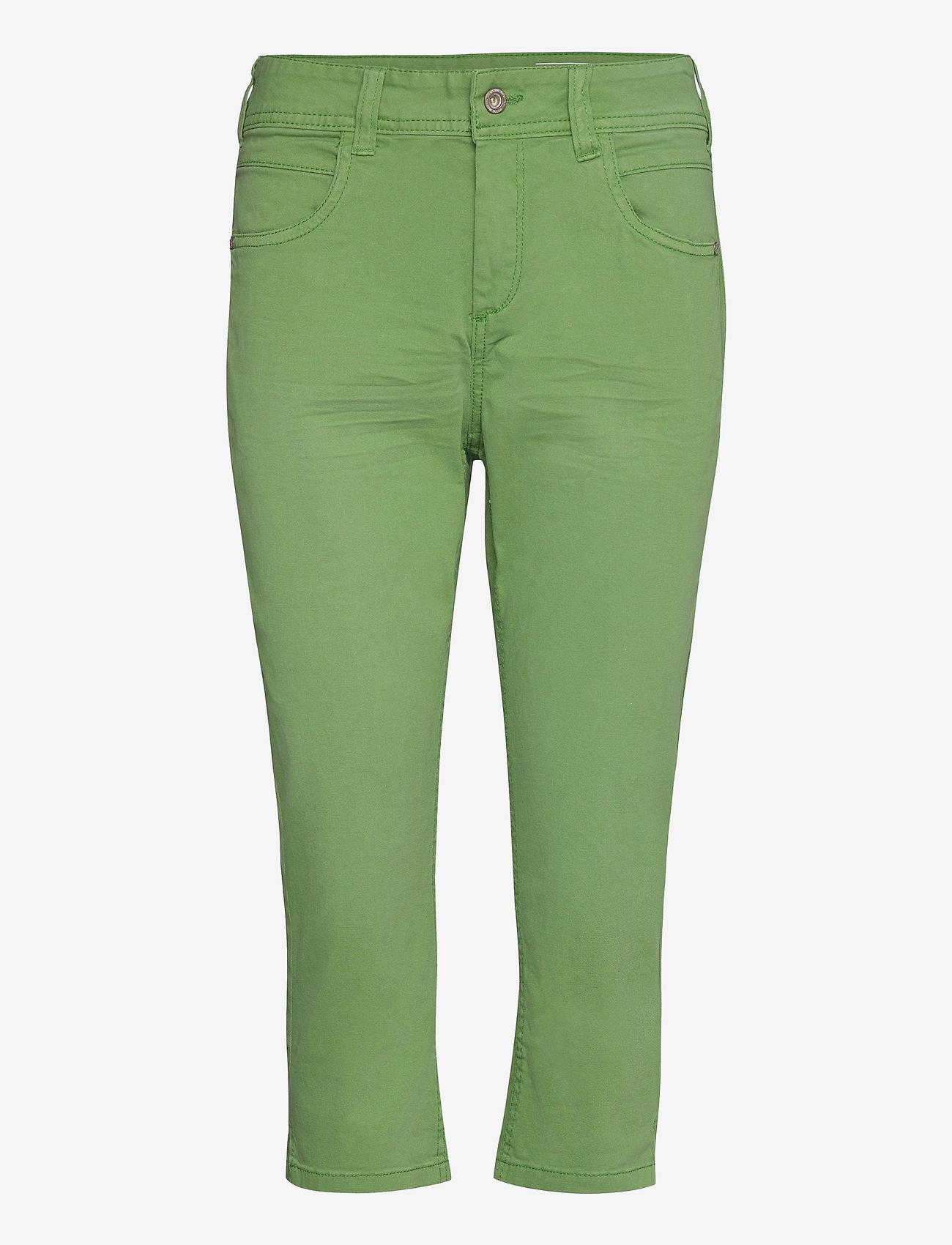 Tom Tailor - Tom Tailor K - pantalons capri - sundried turf green - 0
