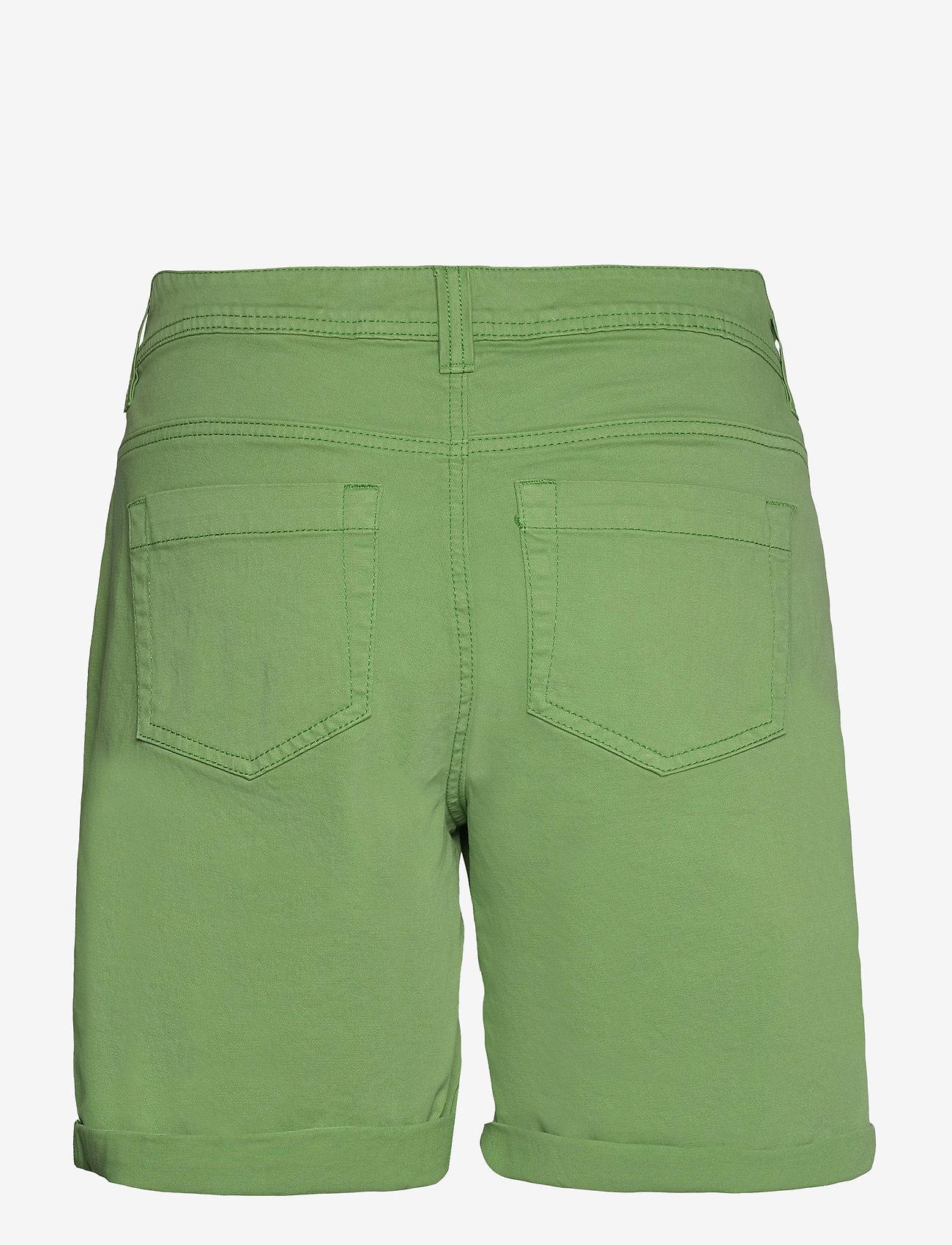 Tom Tailor - Tom Tailor A - bermudas - sundried turf green - 1