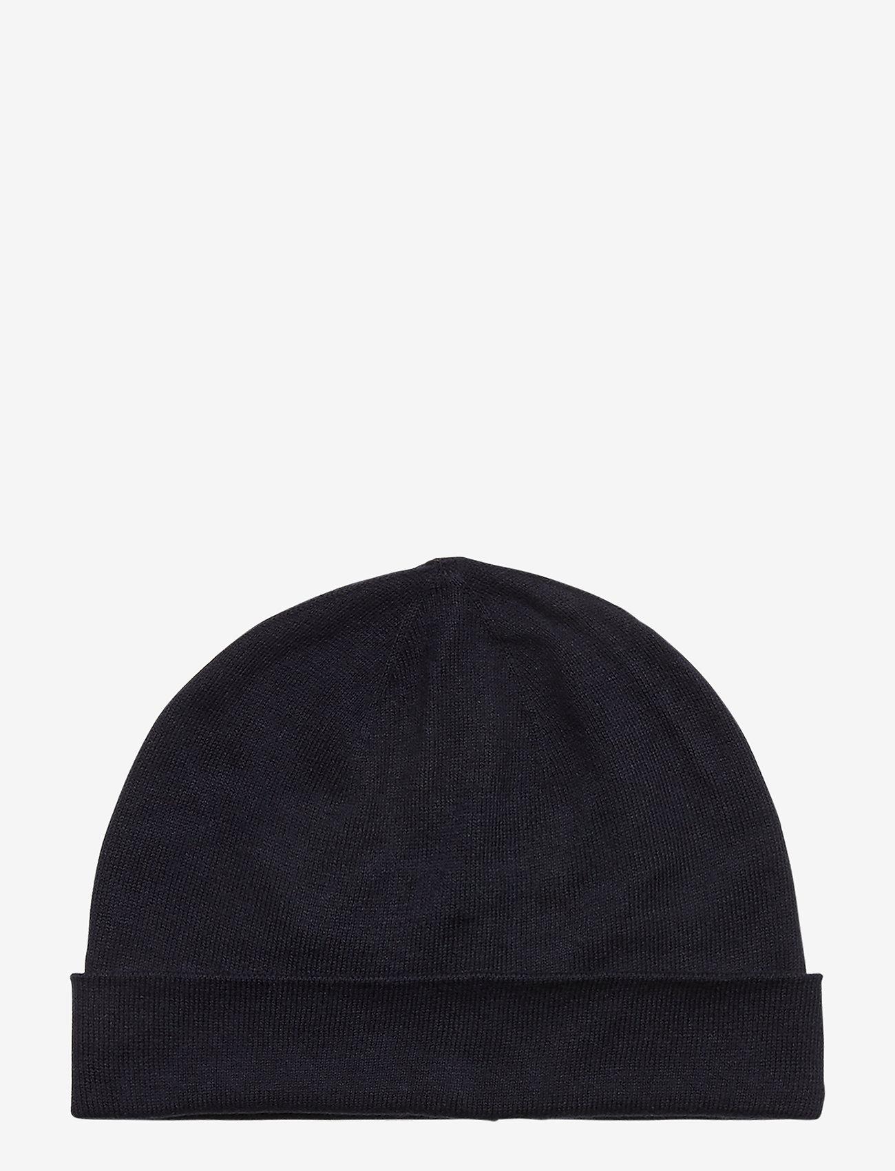 Tom Tailor - cosy christm - bonnet - knitted navy melange - 1