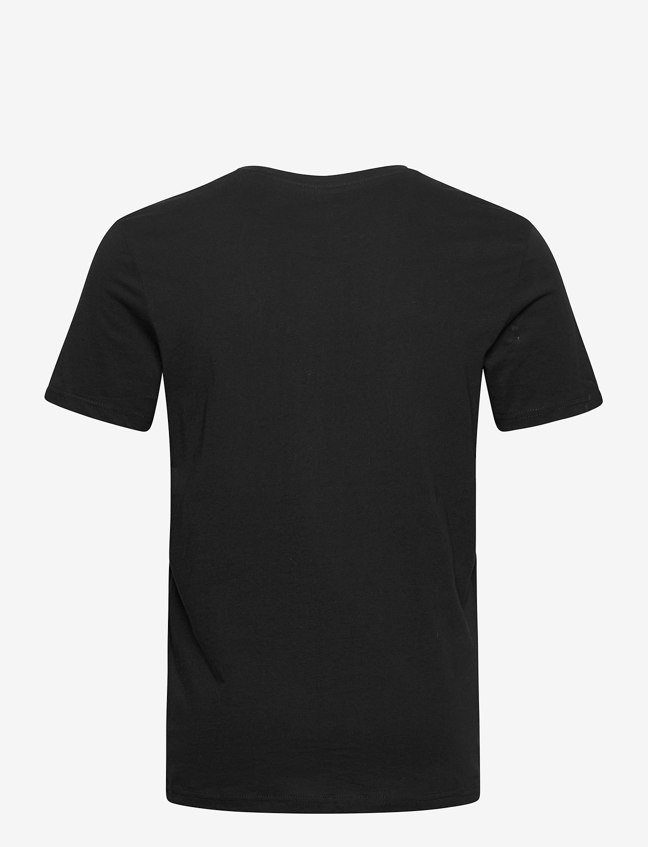 Tom Tailor t-shirt with - T-skjorter BLACK - Menn Klær