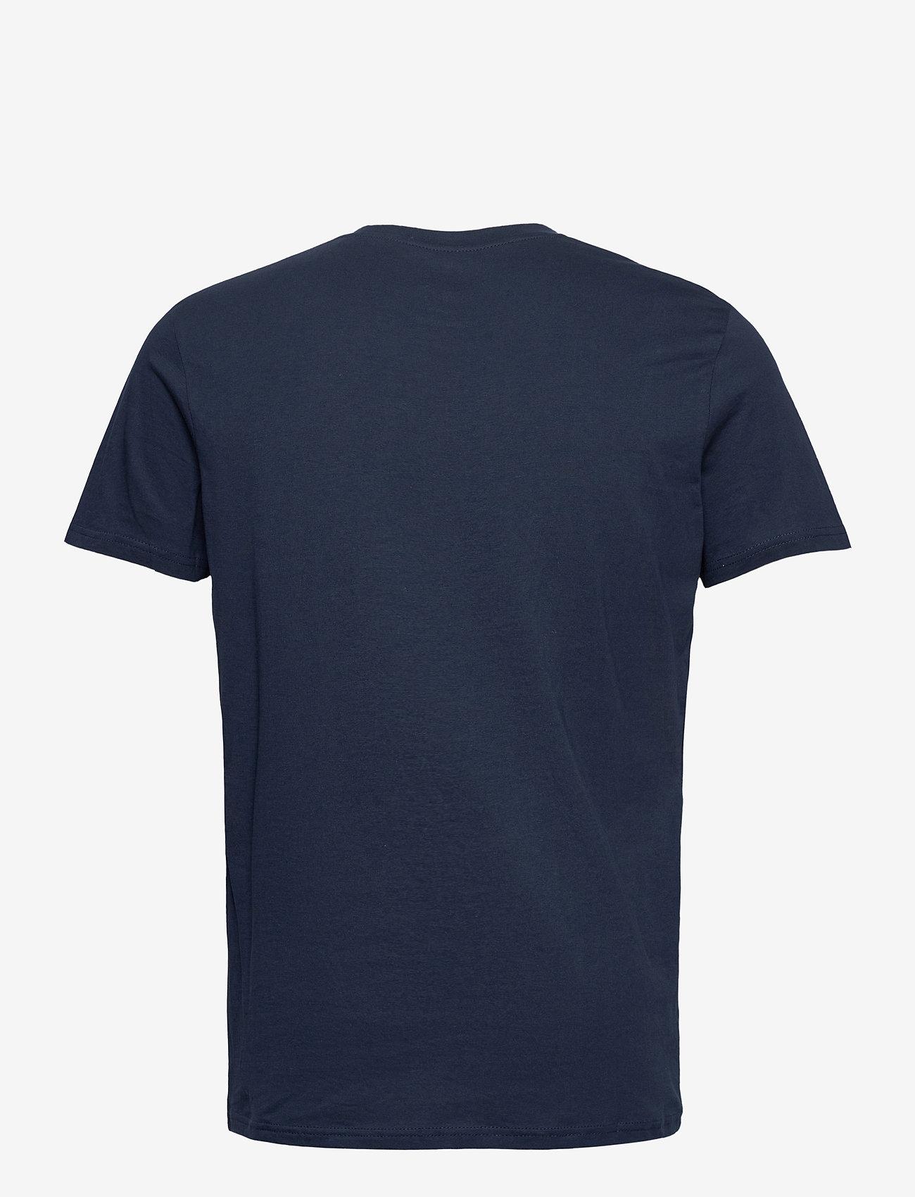Tom Tailor t-shirt with - T-skjorter SKY CAPTAIN BLUE - Menn Klær