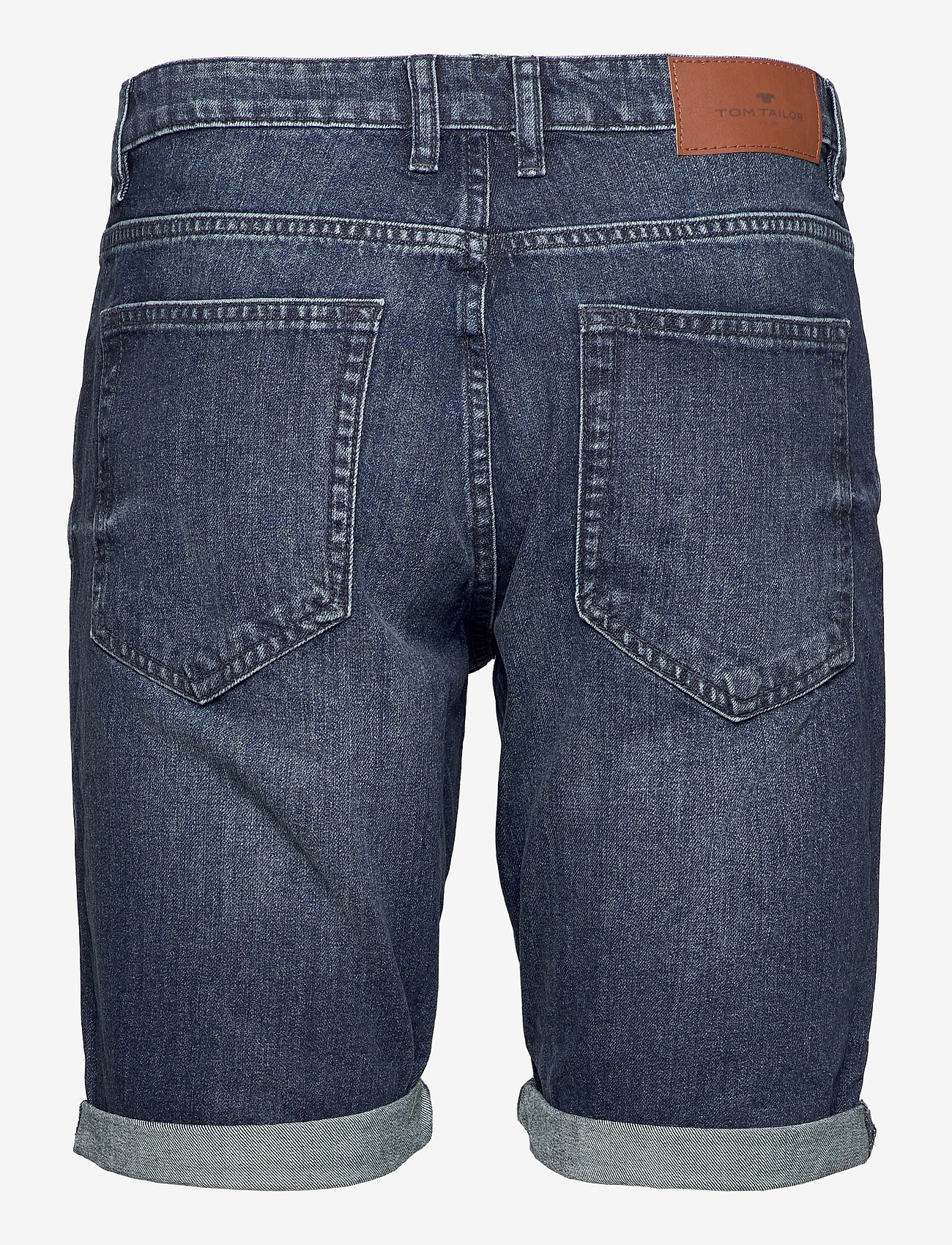 Tom Tailor - Tom Tailor J - denim shorts - mid stone wash denim - 1