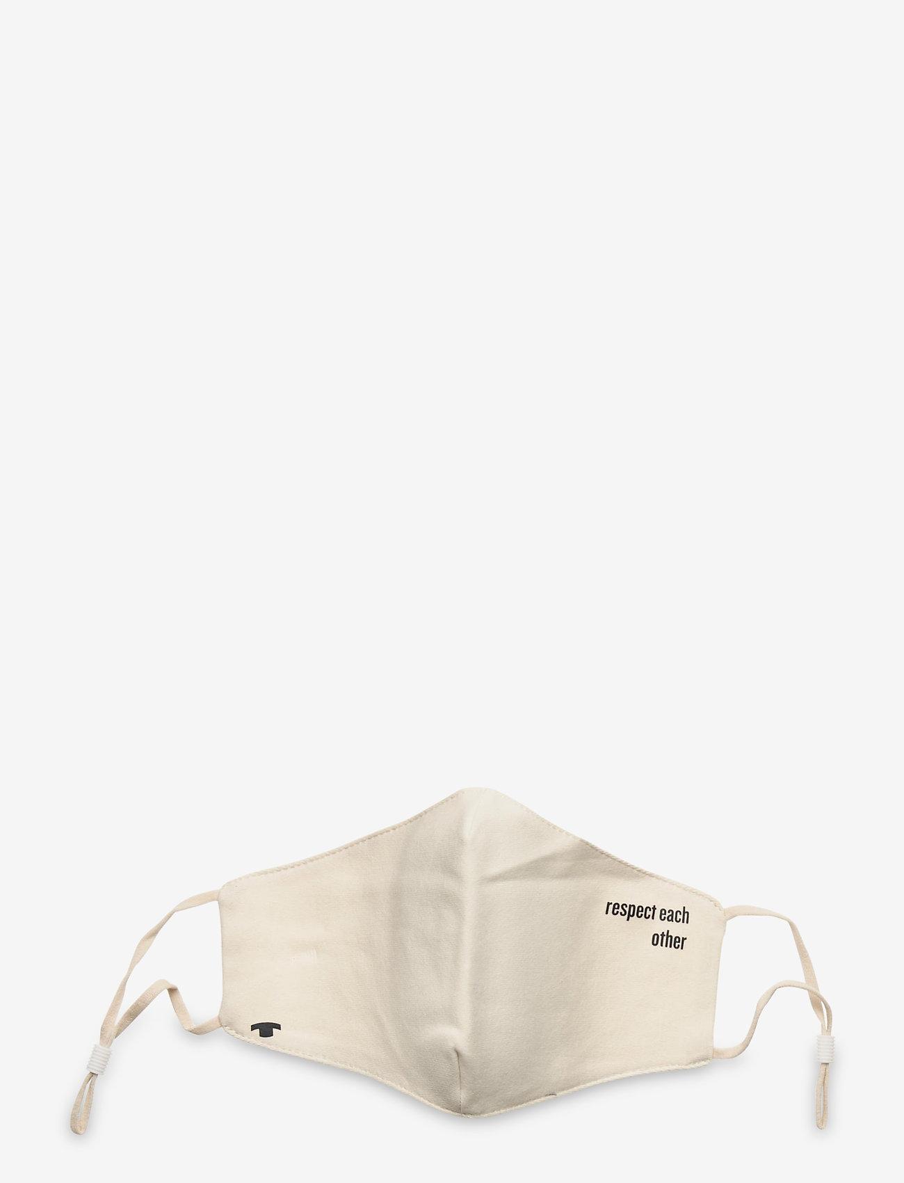Tom Tailor - community fa - ansiktsmasker - soft light beige - 0