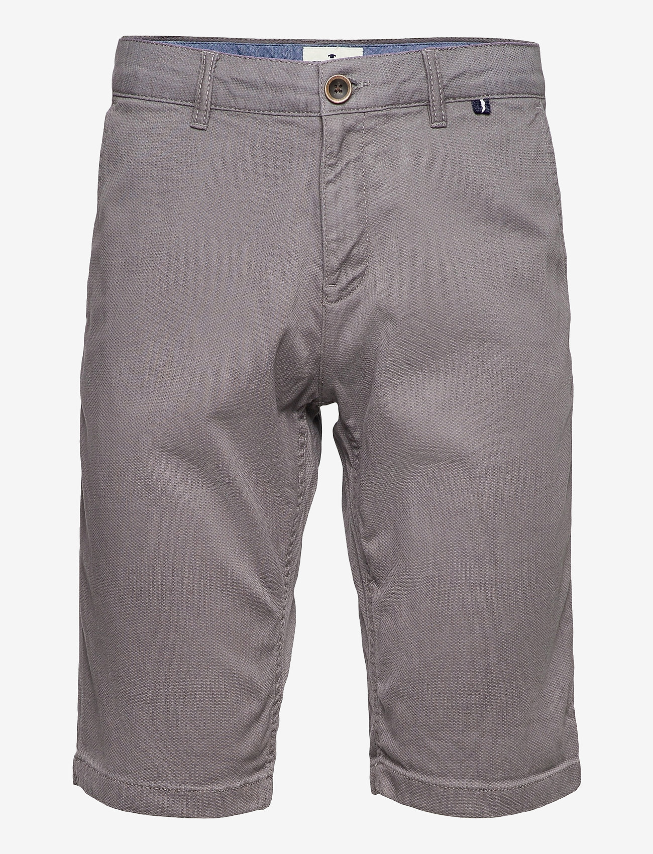 Tom Tailor - chino shorts - chinos shorts - castlerock grey - 0