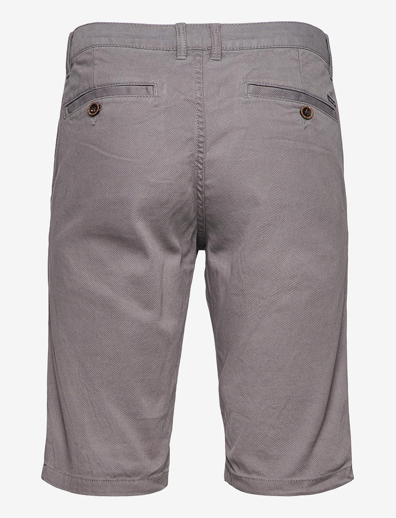Tom Tailor - chino shorts - chinos shorts - castlerock grey - 1