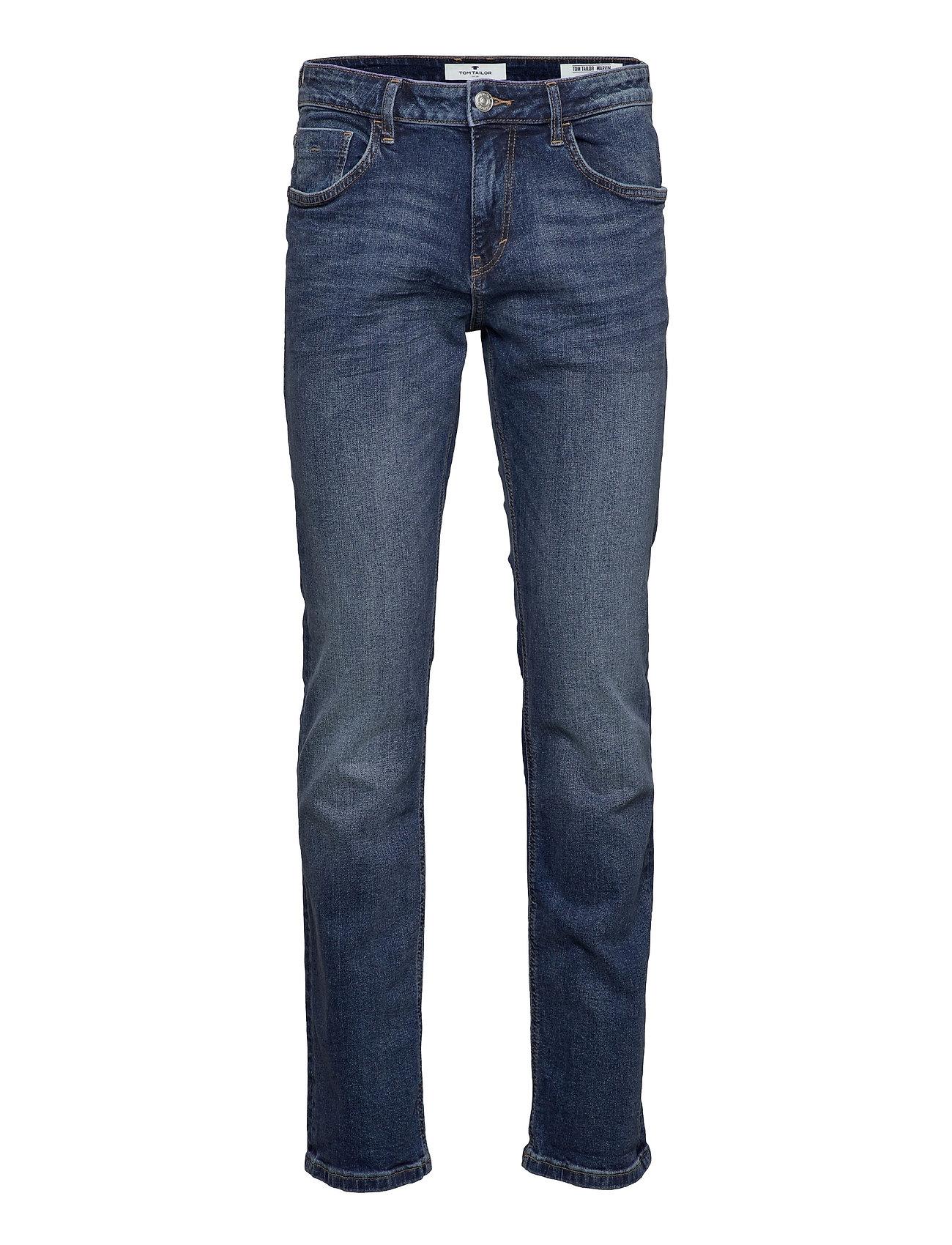 Tom Tailor M Slim Jeans Blå Tom Tailor