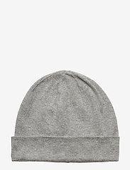 Tom Tailor - cosy christm - bonnet - light soft grey melange - 1