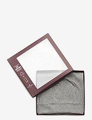 Tom Tailor - cosy christm - bonnet - light soft grey melange - 4