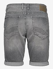 Tom Tailor - Tom Tailor J - denim shorts - clean mid stone grey denim - 1