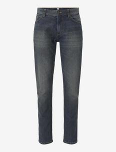 Tom Tailor M - regular jeans - mid stone wash denim