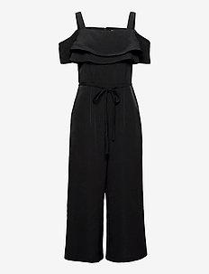 jumpsuit fem - jumpsuits - deep black