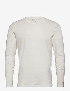 basic organi - basic t-shirts - off white
